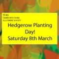 Hedgerow day 2014