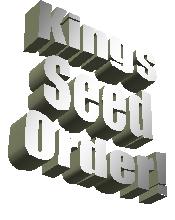 Kings Seed Order
