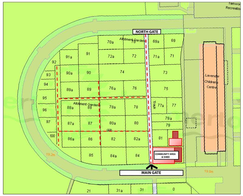 TFAS - Horseshoe Plan