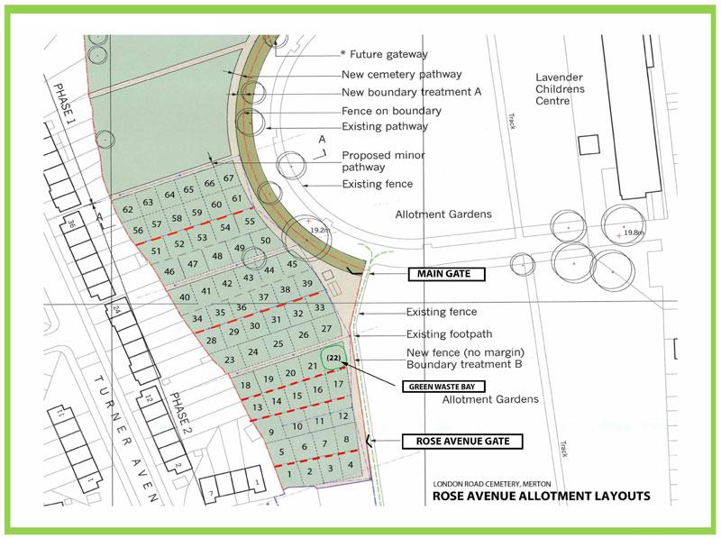 TFAS - Rose Avenue Plan